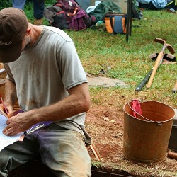 Using your degree: Archaeology