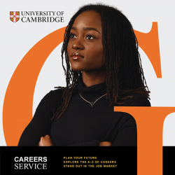 Cambridge Careers Guide