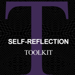 Self-reflection toolkit
