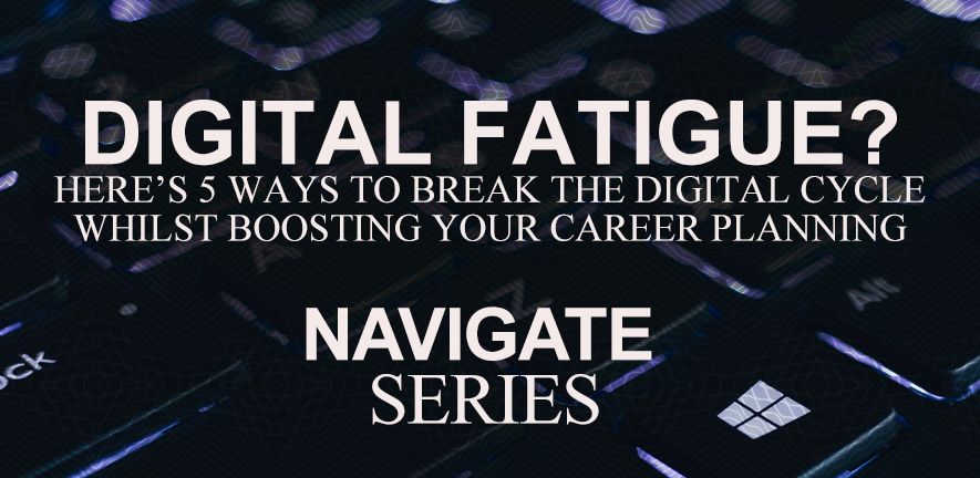 5 Ways to Stop Digital Fatigue Blog post