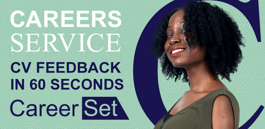CV Feedback in 60 seconds with CareerSet banner